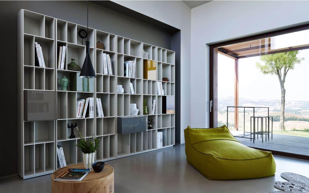 Piure Bücherregal